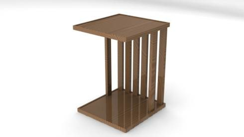 Стол для дивана и кровати  Капри (Kapri)