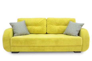 Прямой диван Арамис