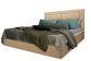 Кровать АК 004